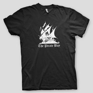 Pirate Bay mininova Torrent Demonoid napster Nerd T Shirt