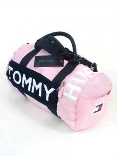 New Tommy Hilfiger Mini Duffle Bag Gym or Travel Bag All Colors
