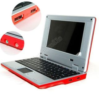 WM8850 Android 4.0 Netbook Mini Laptop Notebook 4GB 1.2GHz Wifi Camera