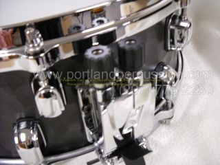 2012 Tama Mike Portnoy Signature Snare Drum with Case Video