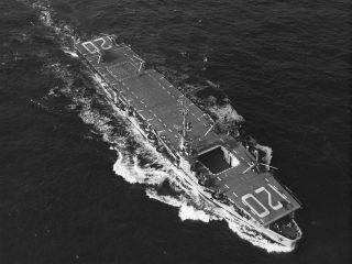 USS Mindoro CVE 120 Cruise Book Year Book Log 1950 Navy