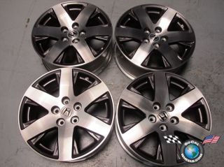 Four 2012 Honda Pilot Factory 18 Wheels OEM Rims 05 12 Odyssey 06 12