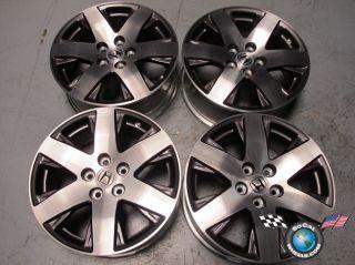 Four 2012 Honda Pilot Factory 18 Wheels OEM Rims 05 12 Odyssey 06 12