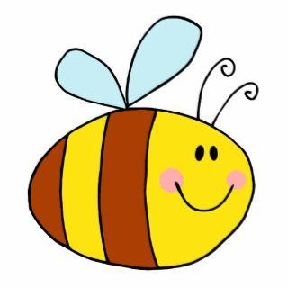 happy flying honeybee honey bee caroon phoo cu ous