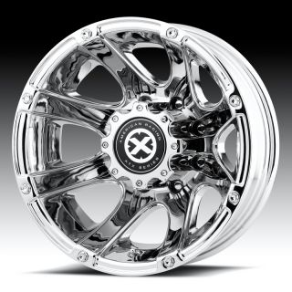 Racing Ledge Dually 16 x 6 Ford Only 99 04 Wheels Chrome