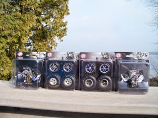 18 Acme Pure Hell Heaven Engines and Wheel Sets Save on Shipping Too