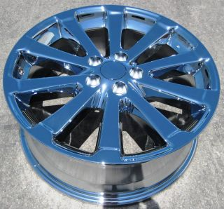 FACTORY TOYOTA VENZA HIGHLANDER RX350 RX330 RX300 CHROME WHEELS RIMS