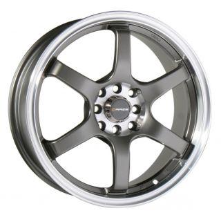Rims Honda Accord Civic Fit Integra Yaris Sentra 4x100 4x114 3