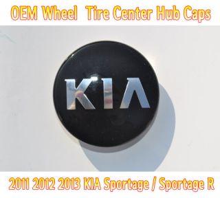 Kia 2011 Sportage Wheel Tire Center Hub Caps 4P Set