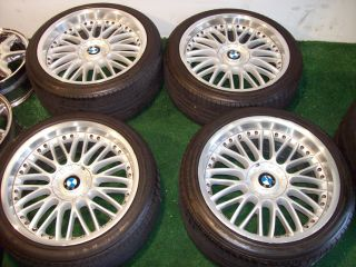 BMW Wheels Tires E38 E65 E66 740 745 750 760 101 7 Series
