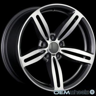 18 M6 Style Wheels Fits BMW E60 525xi 528xi 530xi 535xi AWD 4WD