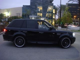 Iforged 22 Wheels W/Tires for Range Rover HSE & Sport  HRE Asanti