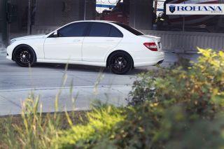19 Rohana Staggered Wheels 5x112 Fits Mercedes Benz C Class 230 280