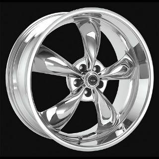 18 Wheels Rims American Racing AR605 Chrome 18x9 5x4 5 Mustang G35