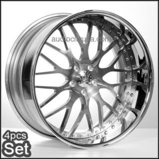 22 Custom Forged 3pc Wheels Rims for Range Rover