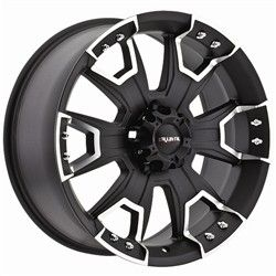 15 inch Ballistic Havoc Black Wheels Rims 5x4 5 5x114 3 Jeep Wrangler