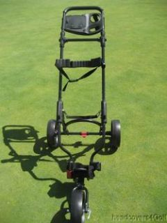 New x11 Mini Speed Three 3 Wheel Push Pull Golf Cart