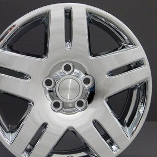 17 Impala Wheel Chrome 17x6 5 Rims Fit Chevy