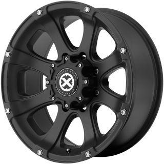 18 ATX Ledge Wheels Nitto Terra Grappler 8x180 Chevy