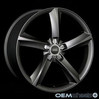 19 Gunmetal s Line Style Wheels Fits Audi A5 S5 RS5 B8 8T Coupe