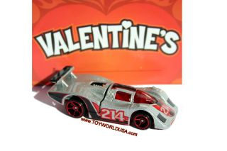 2009 Hot Wheels Wal Mart Valentines Day Sol Aire CX4