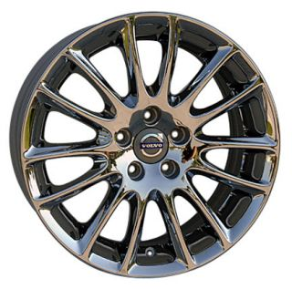17 Chrome Volvo Tucana Wheel 70304 Rim V70 C70 V40 S40 S60