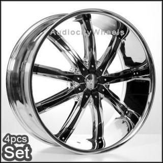 24inch Wheels Rims Chevy Ford Escalade Almada