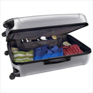 Travelers Choice Luggage Hard Shell Spinner 2 PC Set