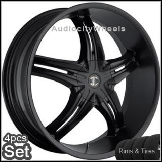 26inch Rims Tires Wheels Chevy F150 Cadillac Tahoe