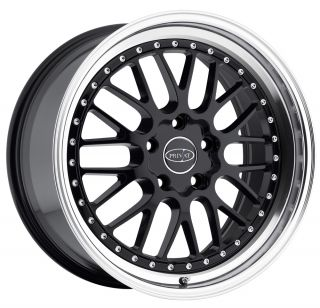 19 Staggered Privat Werks Wheel Fits BMW 325i 328i 335i M3