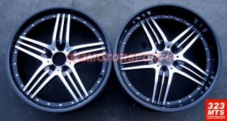 Rims Wheels Mercedes Benz C300 C320 E300 E350 S500 S550 EURO30 Wheels