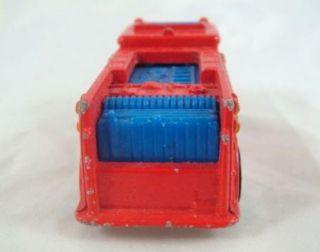 Vintage 1976 Mattel Hot Wheels Fire Eater 51 Firetruck Fire Engine
