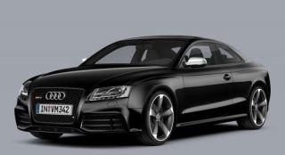 18 RS3 Style Black Wheel Fit Audi A4 B4 B5 B6 A5 A6 A7 A8 S4 S5 Q5