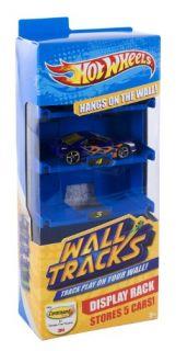 New Hot Wheels Wall Tracks Car Display Rack