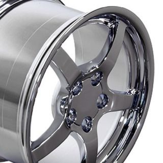 17 Chrome Wheels Rims Fit Camaro SS 1997 1998 1999