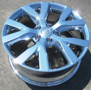 FACTORY NISSAN MURANO OEM CHROME WHEELS RIMS FX35 FX45 MAXIMA M45 M35