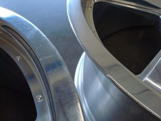 TUNDRA Ivan Stewart ALCOA Wheels RIMS SEQUOIA OEM FORGED 07 12 08 09