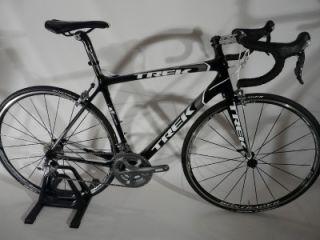 Madone 5 2 H2 Geometry Ultegra Bontrager Race Wheels Size 54cm