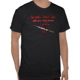 Grimms Fairy Tale Survivor T Shirt