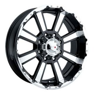 20x9 MKW M29 Gloss Black Wheels 6x135 ET10 4 New Rims