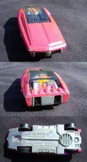 Hot Wheels Redlines Whip Creamer Pink Color Vintage 1969 produced by