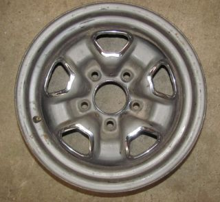 Oldsmobile Cutlass 442 14X7 Rally SS II Wheel Rim M 1 0 3 31 MA