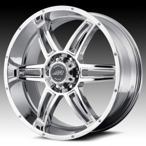 16 inch AR890 Chrome Wheels Rims 6x5 5 6x139 7 Silverado Suburban