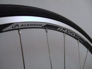 New Alex R450 Formula 700c Road Bike Bicycle Wheel Set