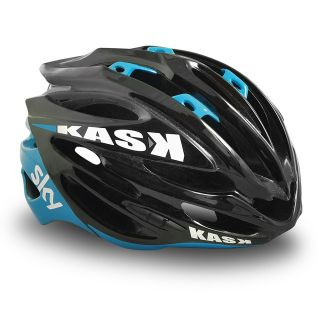 Kask Vertigo Helmet Team Sky Large 59 62cm Road Bicycle Safety New