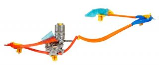 New Hot Wheels Wall Tracks Mid Air Madness Booster Trackset