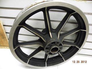 Sportster XLCR Cafe Racer AMF Vintage 18 Disc Brake 79 81