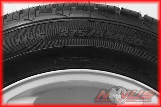 Tahoe LTZ Silverado GMC Yukon Sierra Wheels Cooper Tires 22 17
