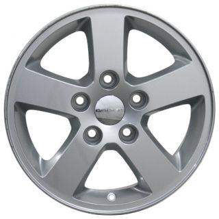 16 Dodge Grand Caravan Wheel Rim 3224 16 x 6 5