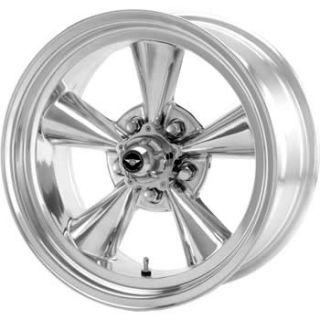 17x8 Polished Wheels Rims Torq Thrust 5x4 75